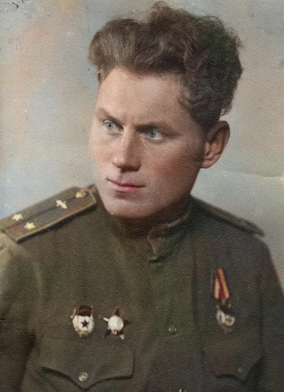 Sovietsky pilot
