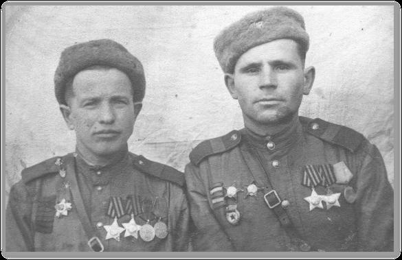 Boje o Dargov - Starší seržant Illarion Grigorievič Merkulov