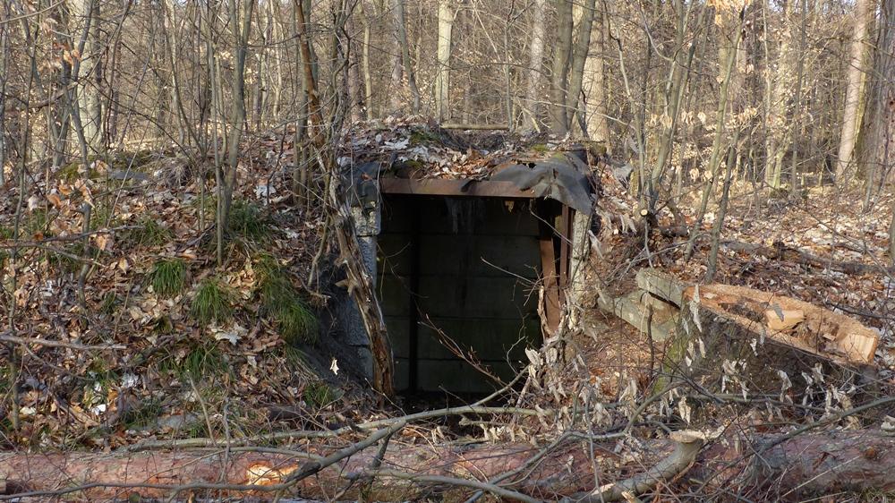 Dargov - zemný úkryt