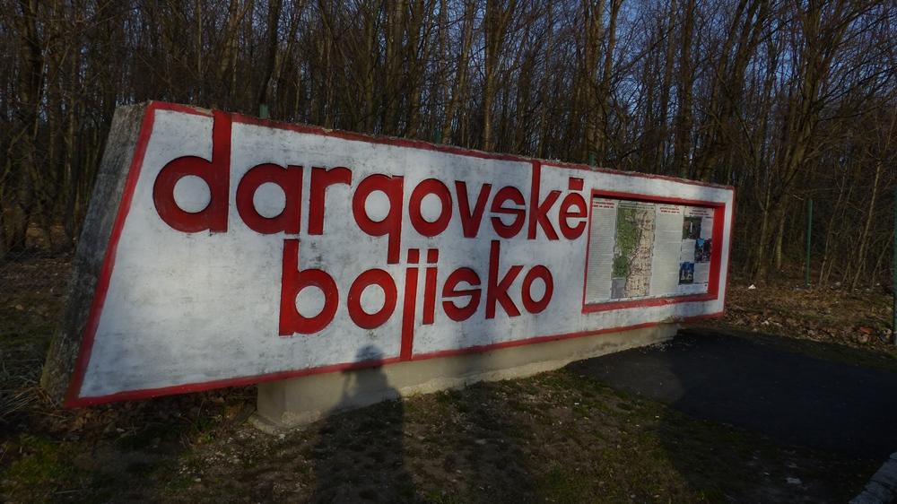 Dargov - bojisko